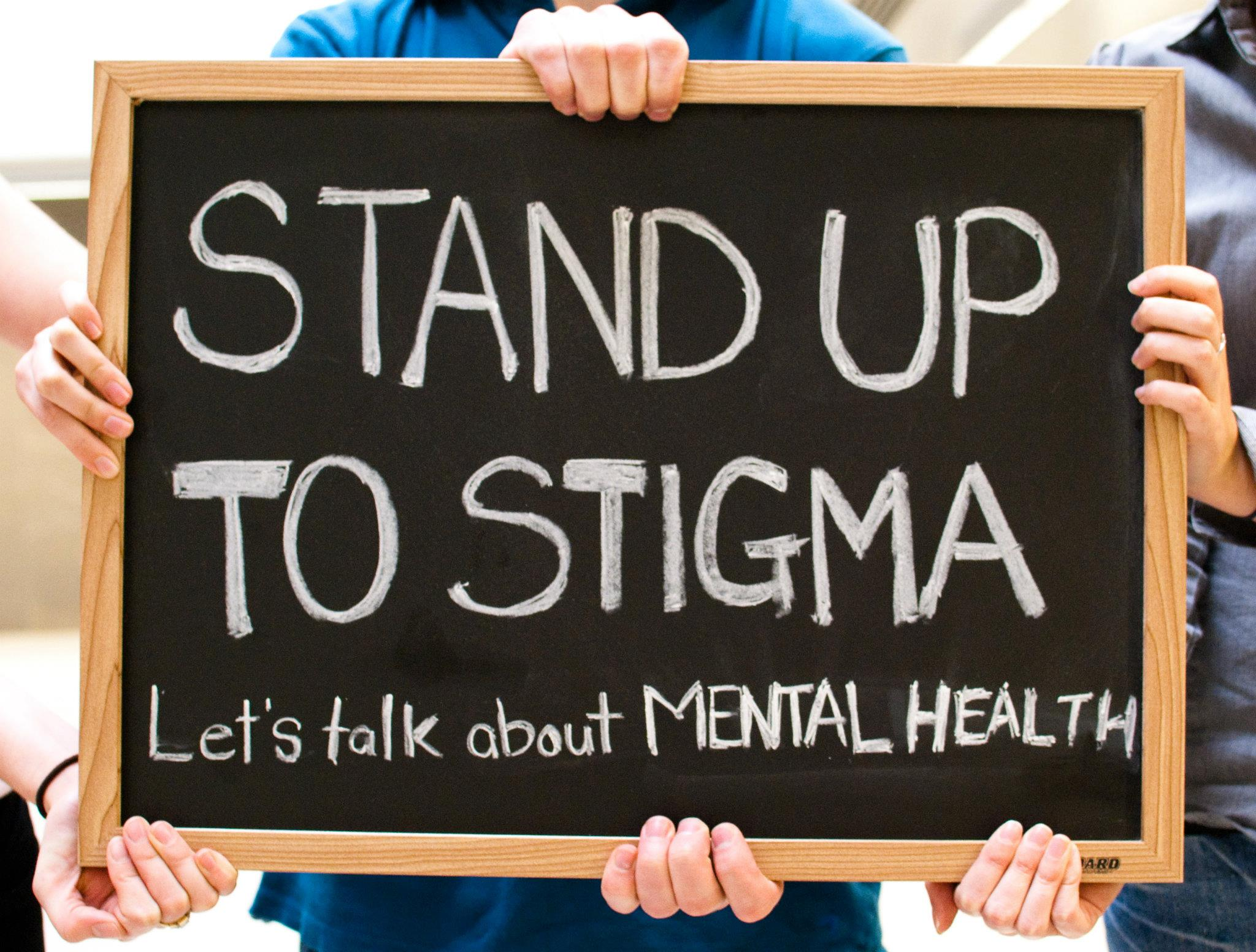 Challenging The Mental Health Stigma You Are Not Your Condition